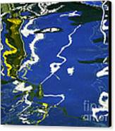 Abstract 12 Canvas Print by Xueling Zou