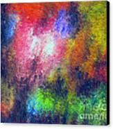 Abstract 296 Canvas Print by John Krakora