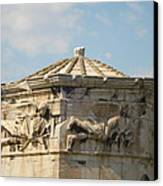 Aerides Canvas Print by Greek View