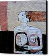 Aetas No 3 Canvas Print by Mark M  Mellon