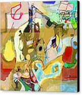 Aging Process 18j Canvas Print by David Baruch Wolk