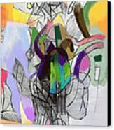 Aging Process 22c Canvas Print by David Baruch Wolk