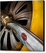 Air - Pilot - Ready For Take Off Canvas Print by Mike Savad