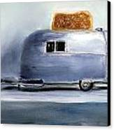 Airsteam Toaster Canvas Print by Sunny Avocado