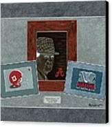Alabama Trio  Canvas Print by Herb Strobino