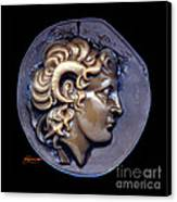 Alexander The Great Canvas Print by Patricia Howitt