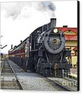All Aboard Canvas Print by Paul W Faust -  Impressions of Light