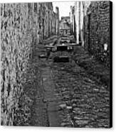 Alleyway Canvas Print by Marion Galt