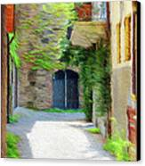 Almost Home Canvas Print by Jeff Kolker