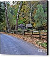 Almost Home Canvas Print by Paul Ward