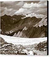 Alpine Landscape Canvas Print by Frank Tschakert