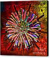 Alter Ego Canvas Print by Deborah Benoit
