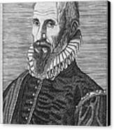 Ambrose Pare (1517?-1590) Canvas Print by Granger