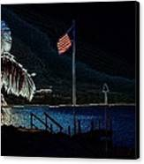 America All The Way 8 Canvas Print by Rene Triay Photography