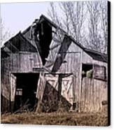 American Rural Canvas Print by Tom Mc Nemar