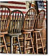 Americana Canvas Print by Heather Applegate