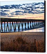An Atlantic Daybreak Canvas Print by JC Findley