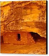 Anasazi Ruins  Canvas Print by Jeff Swan