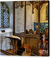 Ancient Chapel 2 Canvas Print by Adrian Evans