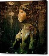 Ancient Egypt Canvas Print by Gun Legler