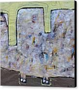 Animalia  Camelus 2 Canvas Print by Mark M  Mellon
