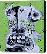 Animus No 10 Canvas Print by Mark M  Mellon