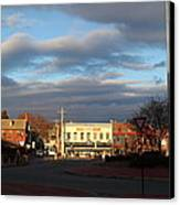 Annapolis Md - 01131 Canvas Print by DC Photographer
