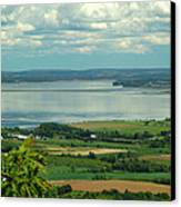 Annapolis Valley No.1 Canvas Print by George Cousins