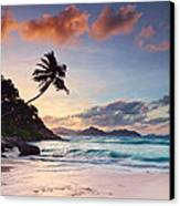 Anse Severe Canvas Print by Michael Breitung