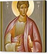 Apostle Philip Canvas Print by Julia Bridget Hayes