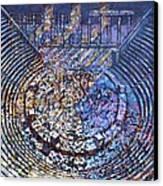Arena Song Canvas Print by Mark Howard Jones