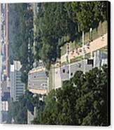 Arlington National Cemetery - View From Arlington House - 12125 Canvas Print by DC Photographer