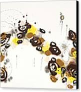 Aspen Celebration #3 Canvas Print by Nadine Rippelmeyer