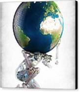 Atlas 3000 Canvas Print by Frederico Borges