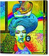Aurora Canvas Print by Chuck Staley