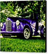 Austin Hot Rod Canvas Print by motography aka Phil Clark
