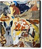 Australia Canvas Print by Debbie LaFrance