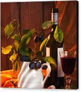 Autumn Still Life Canvas Print by Amanda And Christopher Elwell
