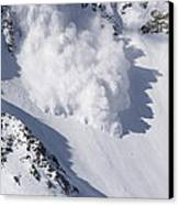 Avalanche IIi Canvas Print by Bill Gallagher