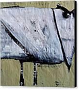 Avis No 2 Canvas Print by Mark M  Mellon