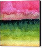 Awakened Canvas Print by Linda Woods