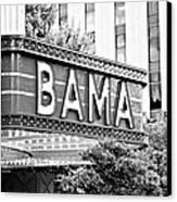 Bama Canvas Print by Scott Pellegrin