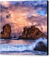 Bandon Beauty Canvas Print by Darren  White
