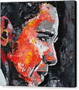 Barack Obama Canvas Print by Richard Day
