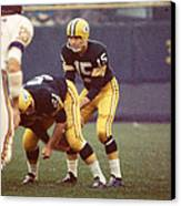 Bart Starr Vs. Vikings Canvas Print by Retro Images Archive