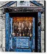 Bates Of Maine Canvas Print by Bob Orsillo