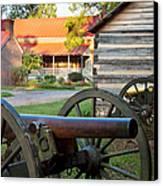 Battle Of Franklin Canvas Print by Brian Jannsen