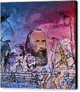 Battle Of Gettysburg Tribute Day One Canvas Print by Joe Winkler