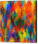 Be Bold Canvas Print by Lourry Legarde