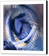 Beautiful Noise Canvas Print by Bob Salo